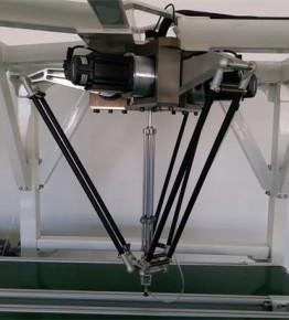 湖南艾克 — Delta并联机器人的相关知识