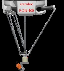 湖南艾克 — DELTA焊接机器人