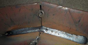 旋转电弧焊缝跟踪系统自动追踪折角焊缝